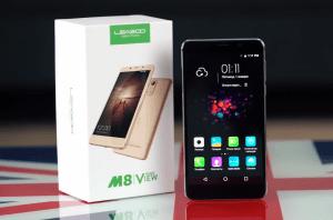 Leagoo M8 Android 6.0 smartphone