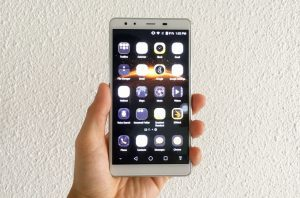 Leagoo Shark 4000 Android smartphone