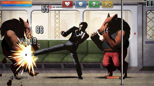 game 1 The executive