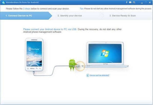 restore lost contacts