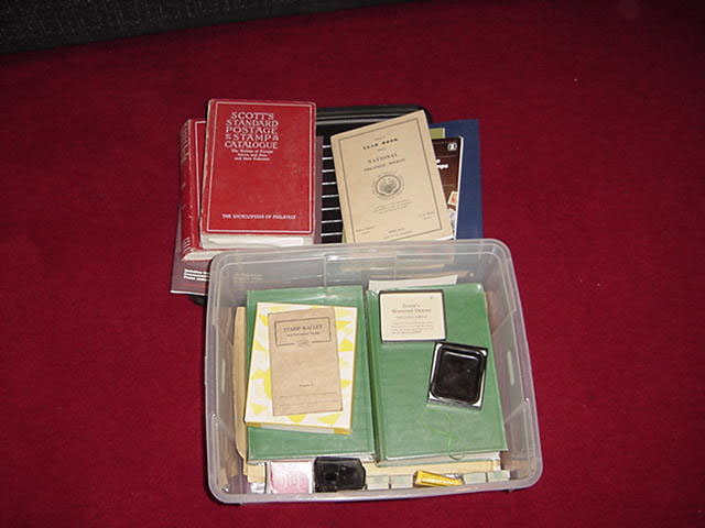 Postage Stamps Of The United States 1847 1953 USPS Year Book National Philatelic Society 1957 Scotts Standard Stamp Catalogue