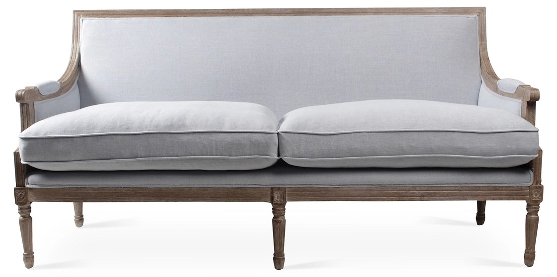 Wood Frame Sofa Royal Style Set Nice Design Italian