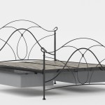 Ardo Iron Metal Bed Frame The Original Bed Co In