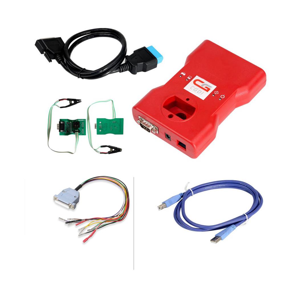 Cgdi Prog Bmw Car Key Programmer For Bmw Msv80 Cas1 Cas2 Cas3 Cas3 Fem Bdc