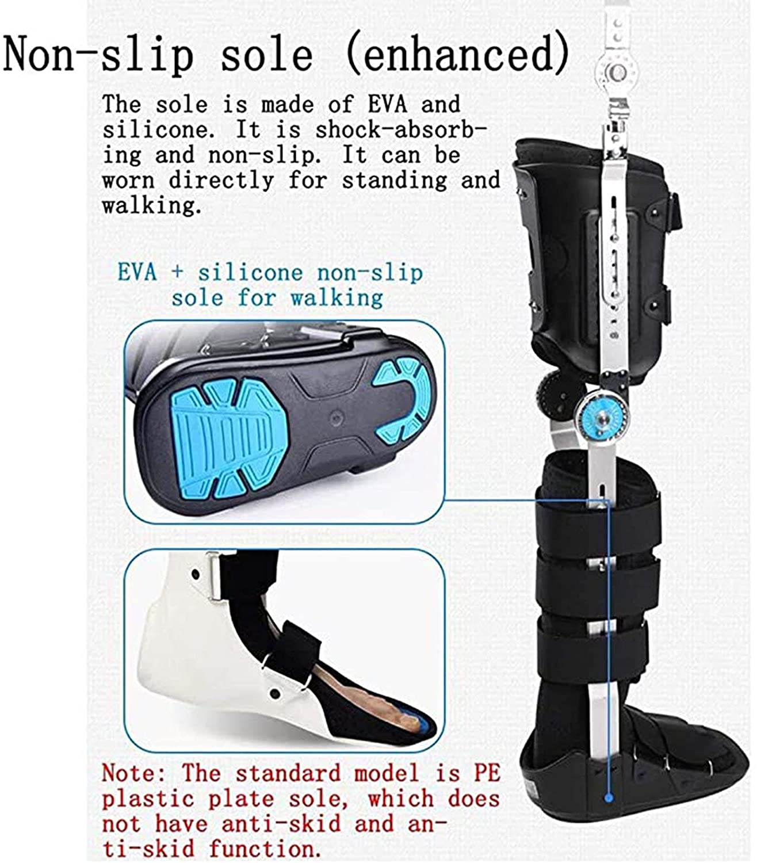 HKAFO Knee Ankle Foot Orthosis Braces Hinged Knee Braces Ober Health 8