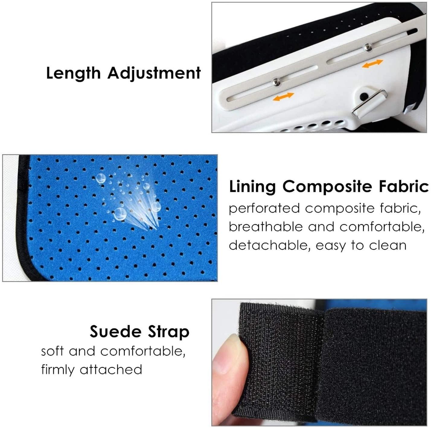 Medical Adjustable Knee Joint Fixed Brace Leg Orthotics Support Hinged Knee Braces Ober Health 4