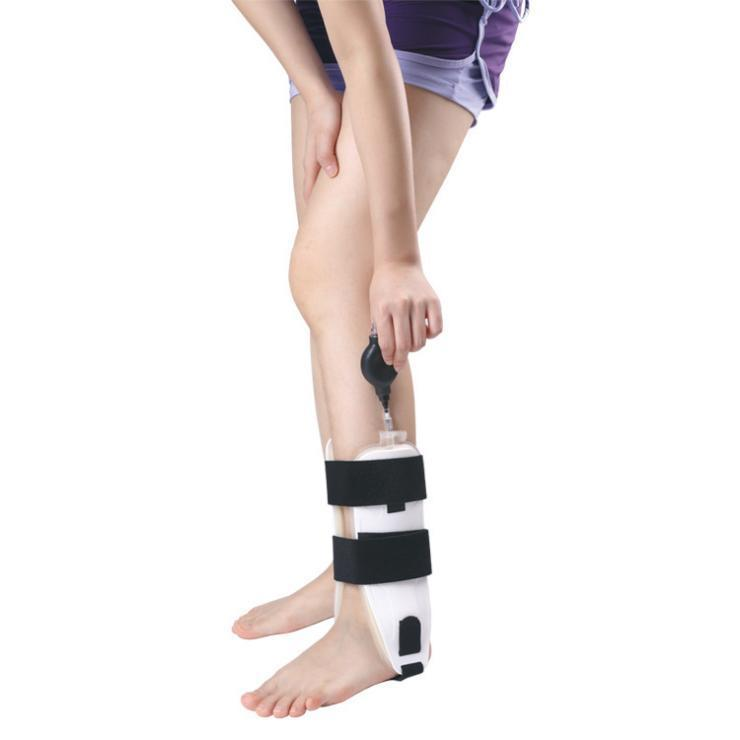 Ankle joint fixation support can replace plaster ankle splint ankle sprained ankle air bag ankle care foot brace Ober Braces