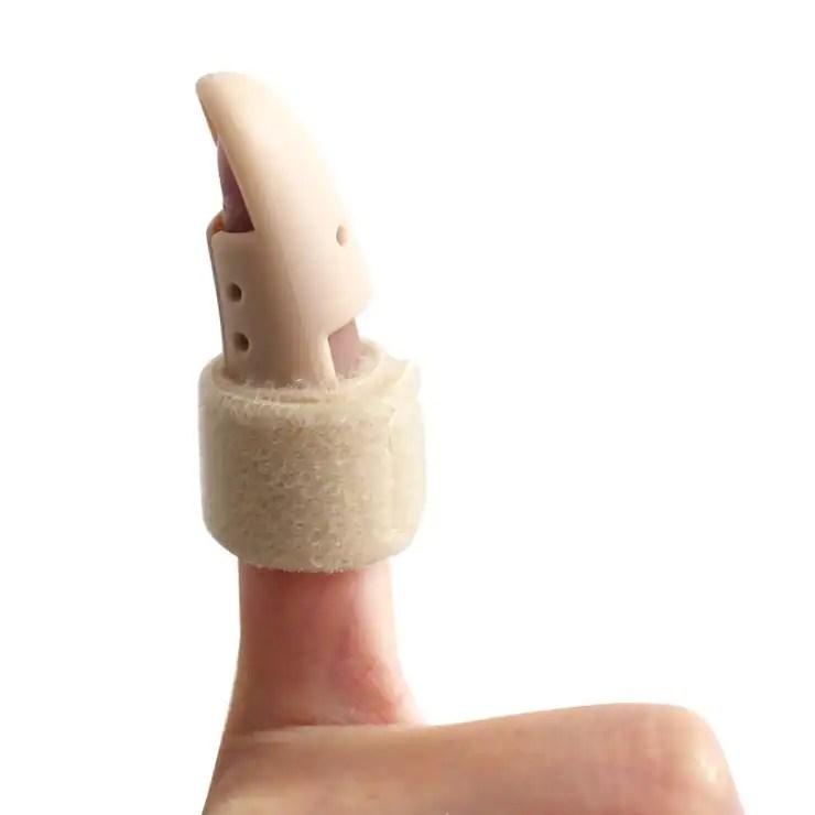 Finger fixator finger protector finger sprained fracture fixator hammer-shaped finger and finger correction sleeve wrist brace Ober Braces