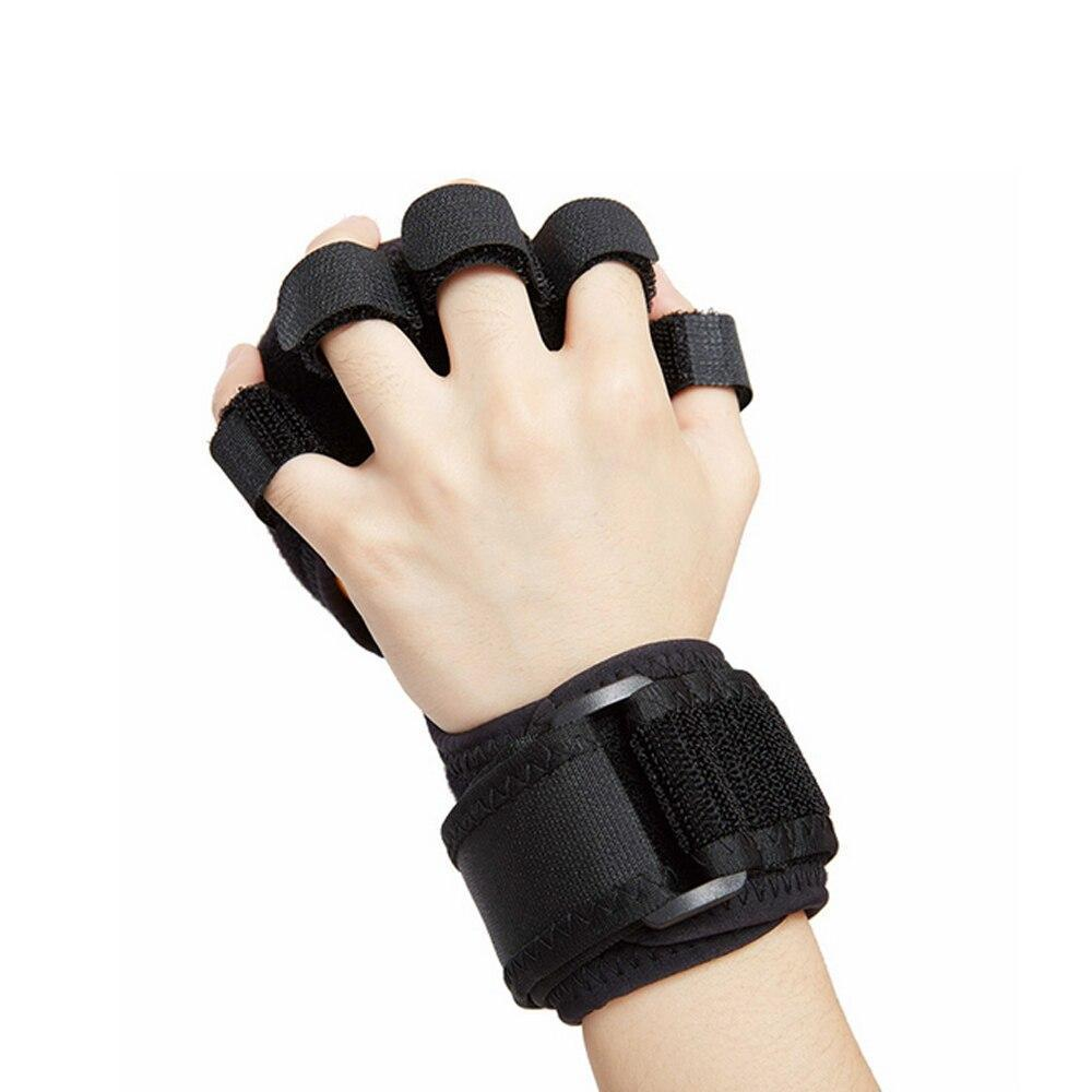 OBER Finger Board Finger Device Training Exercise Anti-Spasticity Ball Splint Hand Functional Impairment Posture Corrector wrist brace Ober Braces