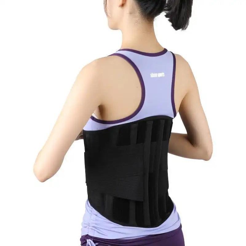 Wider breathable belt home lumbar interlumbar disc protruding lumbar support fixed thermal belt-OBER back brace Ober Braces