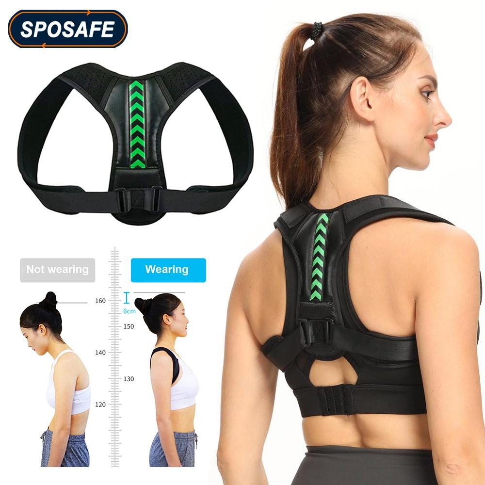 Adjustable Back Shoulder Posture Corrector for Women and Men Back Brace Ober Health 2