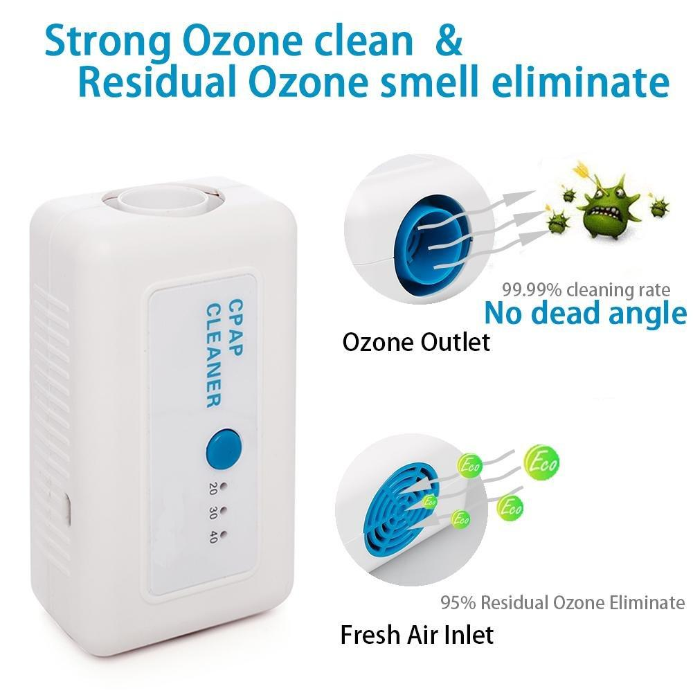 CPAP Cleaning & Sanitizing Machine – Rescare M2 CPAP Cleaner CPAP Cleaning Ober Health 5