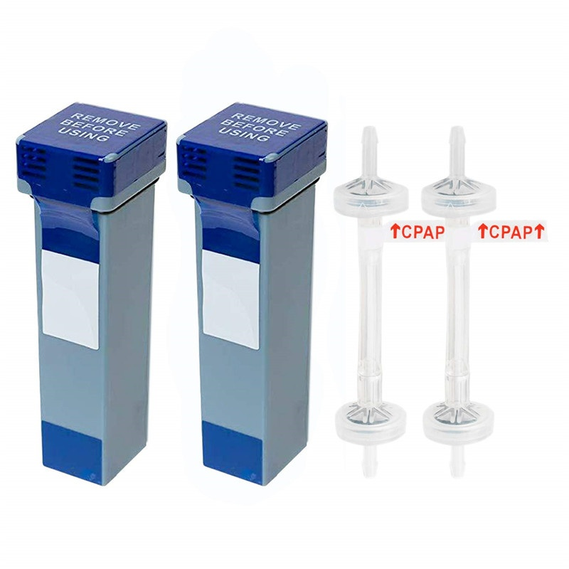 Replacement Cartridge Filter Kit for SoClean 2 Machines(4pcs) CPAP Cleaning Ober Health 17