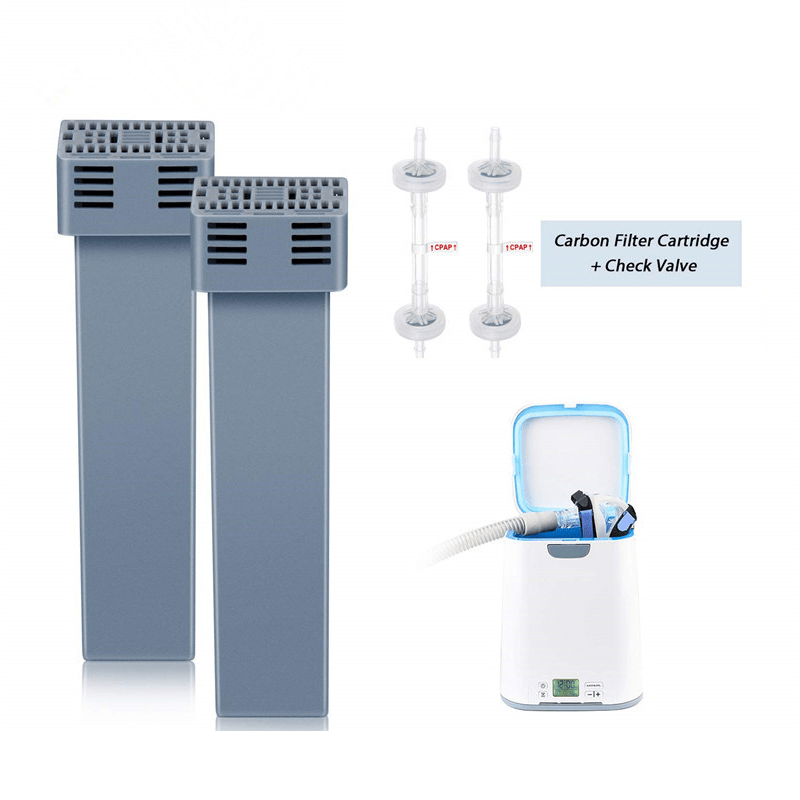 Replacement Cartridge Filter Kit for SoClean 2 Machines(4pcs) CPAP Cleaning Ober Health