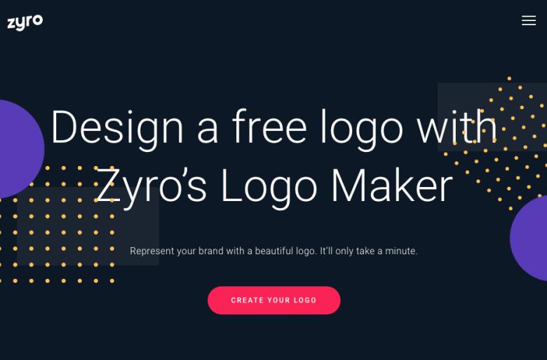 logo maker zyro