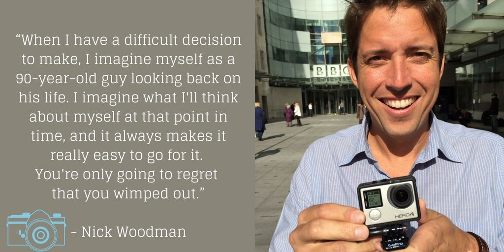Famous Failures Nick Woodman