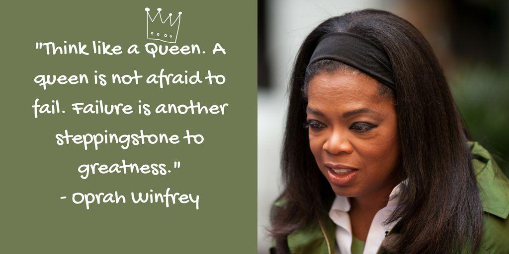 Famous Failures Oprah