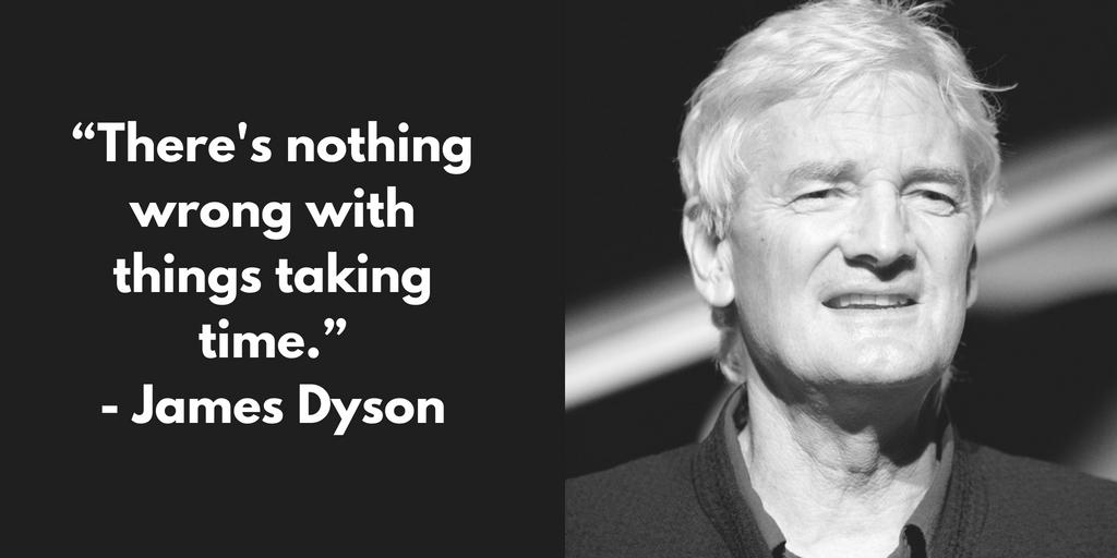 Famous Failures James Dyson