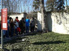Zum Jüdischen Friedhof