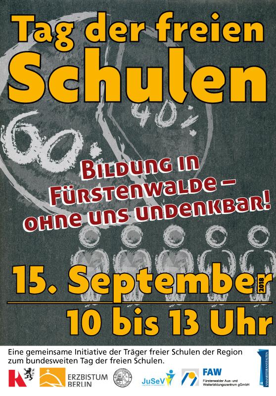 FAW_Tag der freien Schulen am 15. September 2018