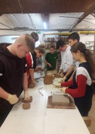 Oberschule Briesen_Exkursion_8 Klasse zu Besuch in GOLEM in Sieversdorf_Dezember 2019_5