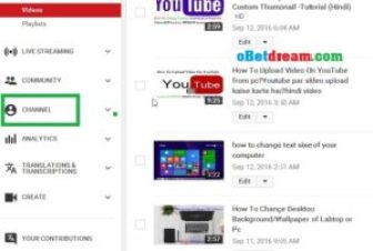 link adsense with youtube account