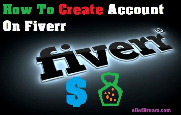 how to create account fiverr make money online without investment