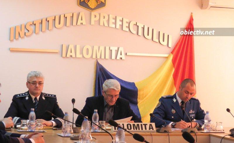 """Minivacanța de 1 Mai - Șeful IPJ Ialomița: """"Sperăm că nu vor fi probleme, iar dacă vor fi, le vom gestiona cu siguranță foarte bine"""""""