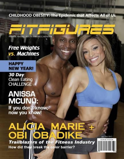 Oxygen Magazine Covers 2013