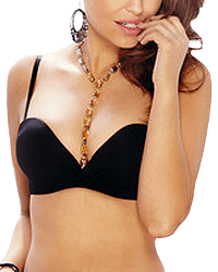 Shaped Gel Breast Implants by Dr. Lewis J. Obi in Jacksonville offer patients a more Naturally Shaped Breast