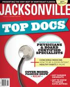 Dr. Lewis J. Obi was presented in Jacksonville TOP DOCS Magazine in June 2014