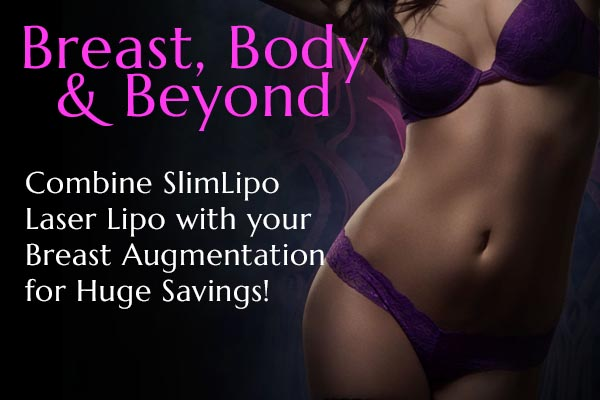 Breast And Body Plastic Surgery Specials in Jacksonville
