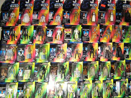 Part of the Power of the Force collection that Kenner launched in 1995 and ended in 1999.