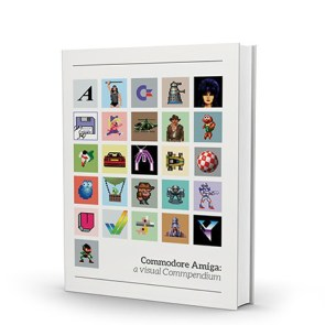 Commodore Amiga: A Visual Commpendium by Sam Dyer, from Bitmap Books, available exclusively at funstock.co.uk