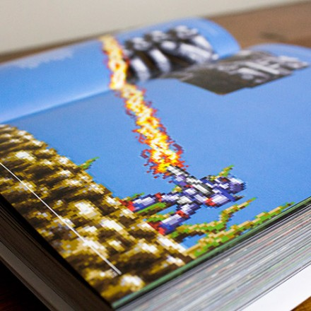 Turrican by Factor 5 / Rainbow Arts in Commodore Amiga: A Visual Commpendium by Sam Dyer, from Bitmap Books