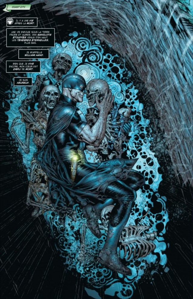 Blackest Night - Debout les morts