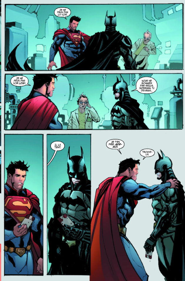 Injustice - Tome 1
