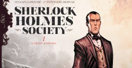Sherlock Holmes Society - L'affaire Keelodge