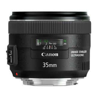 Canon EF mm f  IS