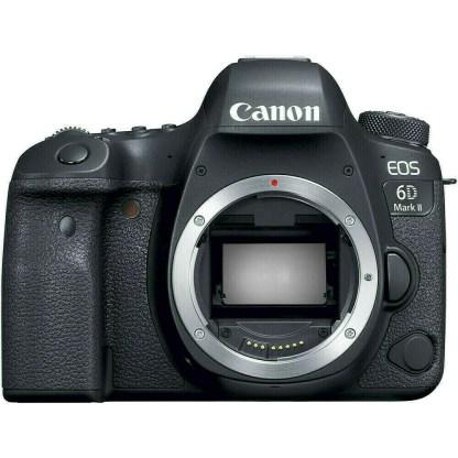 Canon EOS D mark II front