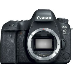 Canon EOS D mark II front