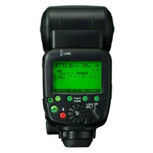 Canon SPEEDLITE EX dos