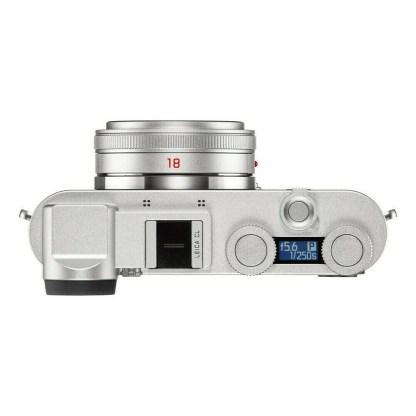 Leica CL + 18mm chromé