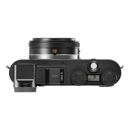 kit Leica CL + 18mm noir