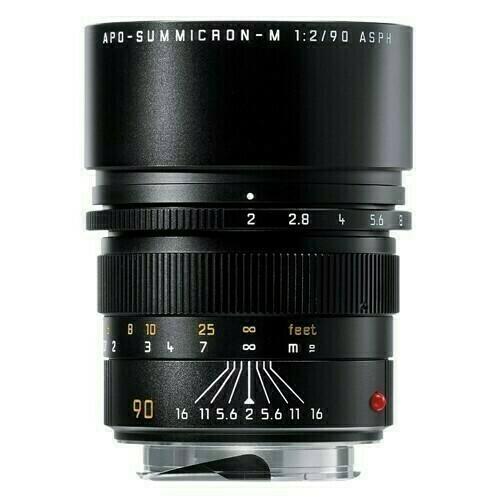 Leica M Apo Summicron 90mm