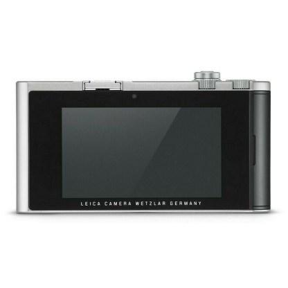 Leica TL silver back