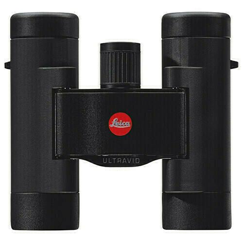 Leica jumelles Ultravid BR front