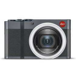 Leica C Lux midnight blue front