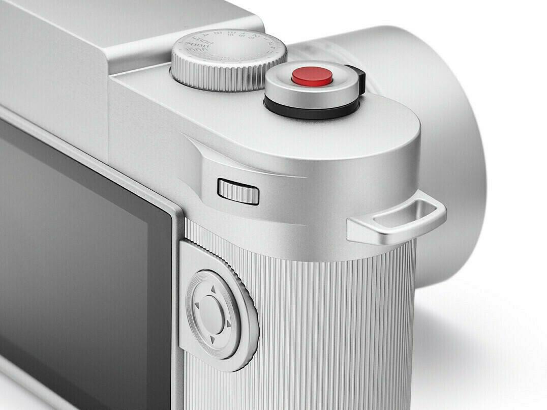 Leica MEditionZagato back