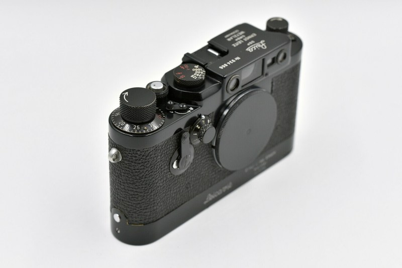 Leica III G Leicavit - 31411 4